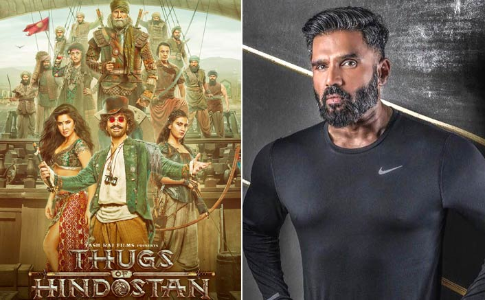 Nowadays everyone consider themselves as film critics: Suniel Shetty