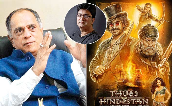 Pahlaj Nihalani Bashes CBFC Of Being Partial; Points At Aamir Khan's Thugs Of Hindostan