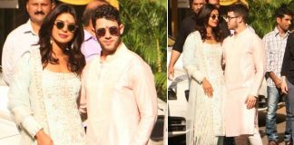 Priyanka, Nick wedding ceremony starts with traditional puja