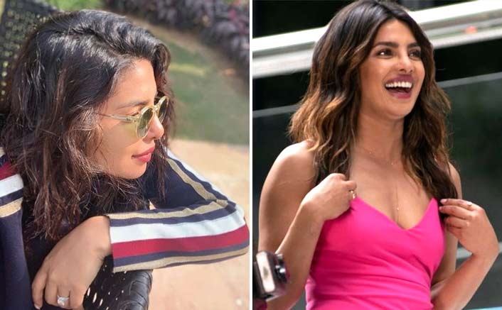 Priyanka shoots in Delhi for 'The Sky Is Pink'