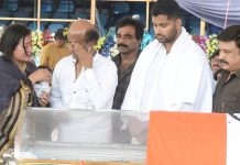 Rajinikanth, Mammootty pay emotional tributes to Ambareesh
