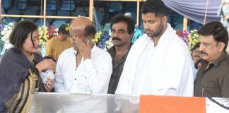 Rajinikanth, Mammootty pay emotional tributes to Ambareesh