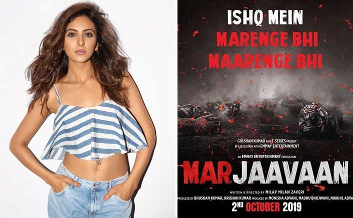 Rakul Preet joins the cast of Marjaavaan