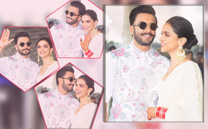 Ranveer Singh & Deepika Padukone Reception: Airport Diaries, Upcoming Receptions & All The Deets You're Craving For!