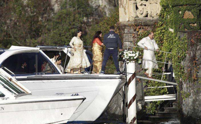 Ranveer Singh & Deepika Padukone Wedding: LEAKED Video, Groom's Look & Many HD Photos From The Venue