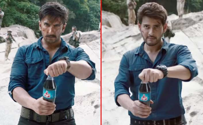 Ranveer Singh VS Mahesh Babu: Who Nailed This Action-Packed Thums Up Ad? VOTE NOW!