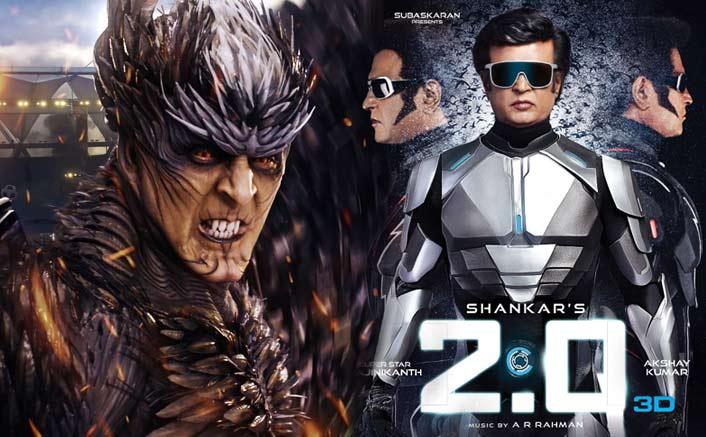 Here's Why Akshay Kumar & Rajinikanth's 2.0 Is Already A BLOCKBUSTER Before Release!