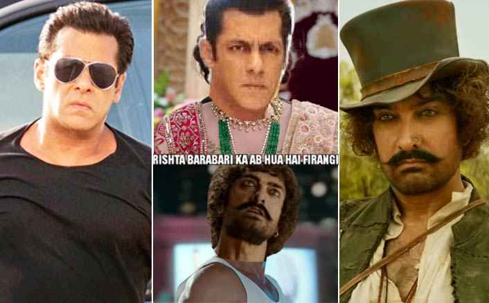 Salman Khan's Race 3 Vs Aamir Khan's Thugs Of Hindostan; Which Movie Had A Worst Word-Of-Mouth? Vote Now!