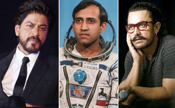Sare Jahan Se Acha: Shah Rukh Khan Or Aamir Khan, Who Can Play A Better Rakesh Sharma? VOTE NOW!