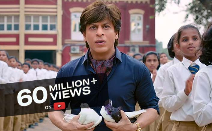 Shah Rukh Khan starrer 'Zero' trailer breaks record, garners 54 Million view within 24 hrs!