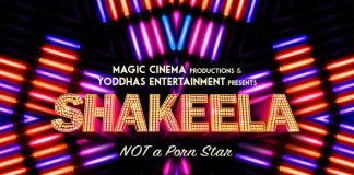 "Shakeela Biopic launches its first look - Goes Edgy with its Tag Line; ""Not A Porn Star"""