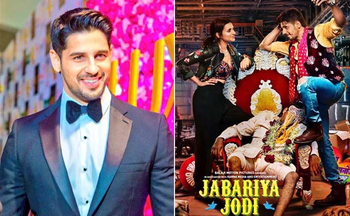 Sidharth Malhotra busy with 'Jabariya Jodi' on Diwali