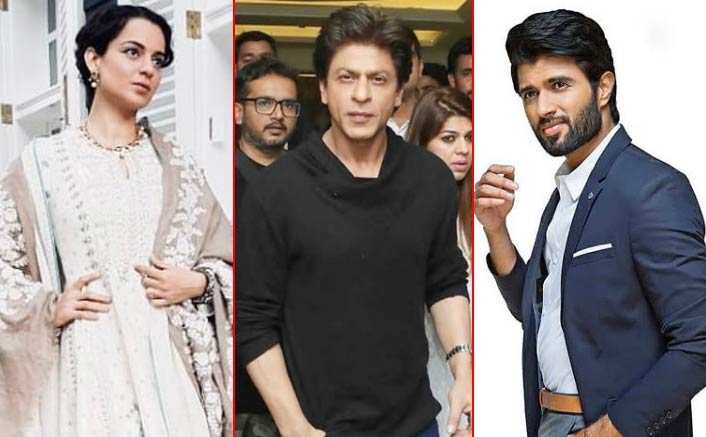 SRK, Kangana, Vijay to tell their 'Passion to Paycheck' story