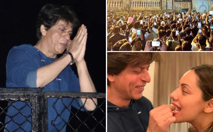 SRK's fans make his 53rd birthday special