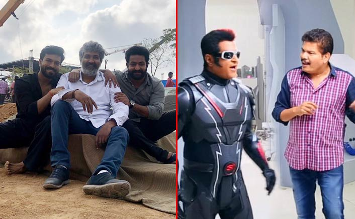 SS Rajamouli Trumps Shankar's 2.0 Technology? Uses 4D, 120 Camera Setup For Ram Charan & Jr NTR's RRR