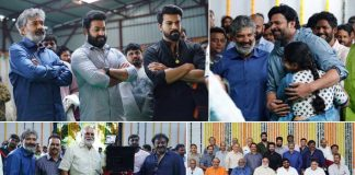 Star-studded launch for S.S. Rajamouli's next film