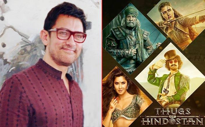 'Thugs...' journey has been special, memorable: Aamir Khan