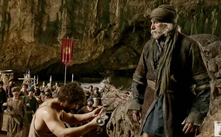 Box Office - Thugs of Hindostan continues to go down on Saturday
