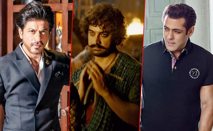 Thugs Of Hindostan 2nd Weekend Collections: Aamir Khan Vs Salman Khan Vs Shah Rukh Khan