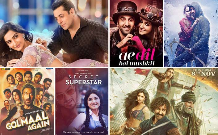 Thugs Of Hindostan: Aamir Khan Starrer Vs Last Three Diwali Releases