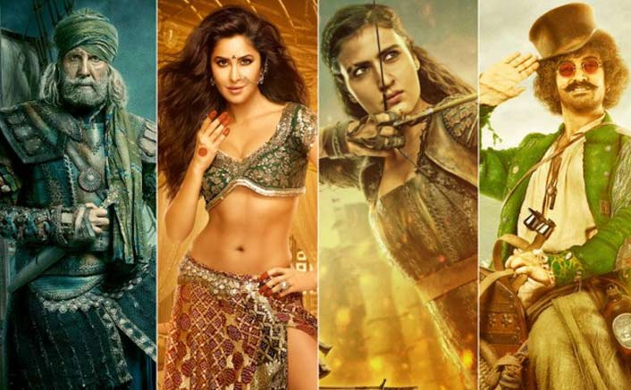 Exclusive: Aamir Khan's Thugs of Hindostan Cleared By Chinese Censor – Movie Run Time And Other Details!
