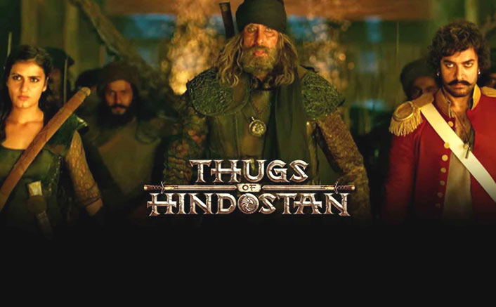 Box Office - Thugs of Hindostan has a bigger than expected fall on Friday
