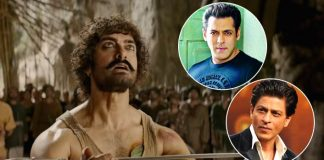Thugs Of Hindostan Box Office Day 2 Drop VS Major Movies Of Salman Khan & Shah Rukh Khan!
