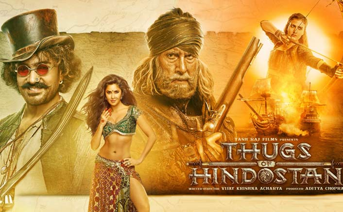 Thugs Of Hindostan Morning Occupancy Update: Witnesses A very Good Morning Occupancy