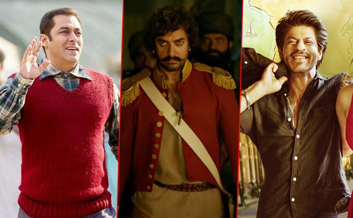 Thugs Of Hindostan Vs Tubelight Vs Jab Harry Met Sejal At The Box Office In The First 3 Day!