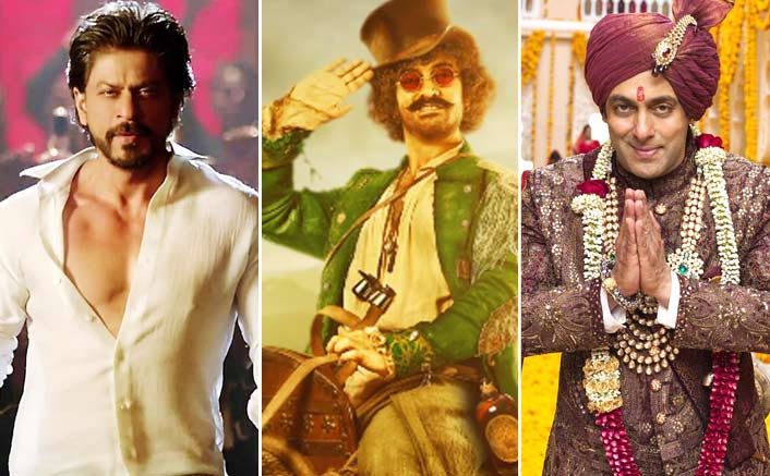 Tugs Of Hindostan Box Office: Will Aamir Khan Be Able To Beat Shah Rukh Khan & Salman Khan's Highest Openers?