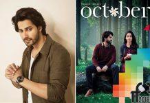 Varun Dhawan to attend the screening of 'October' at IFFI 2018
