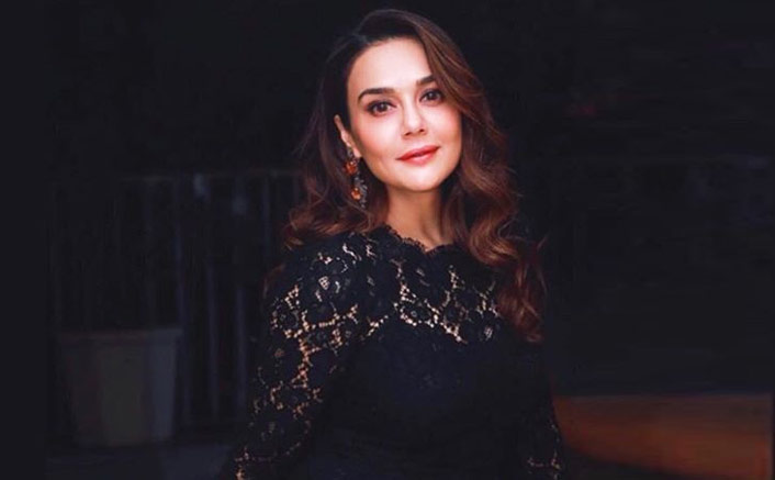Was pretty nervous to face camera after a long gap: Preity Zinta
