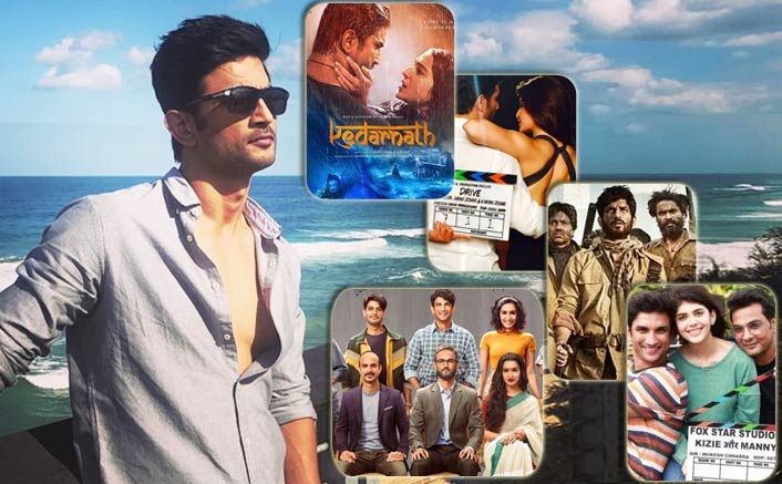 Will Sushant Singh Rajput score big with his five releases in the next twelve months?