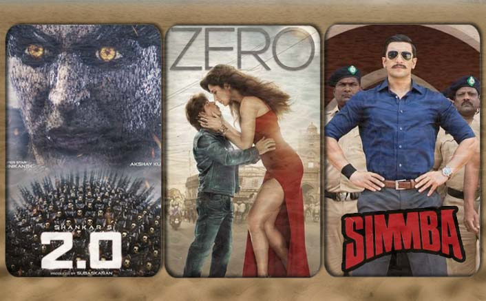 Will The Last Quarter Of The Year Aggregate 1000 Crore With 2.0, Zero & Simmba Yet To Arrive?