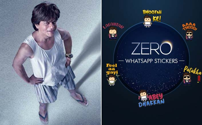 After Aamir Khan's Google Maps Strategy, Shah Rukh Khan Comes Up With Another Unique Marketing Stint For Zero!