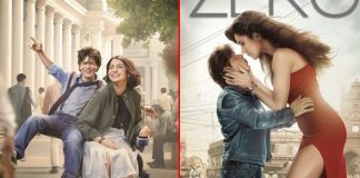 ZERO Poster: Who Are You Rooting For - Katrina Kaif's Stardom Or Anushka Sharma's Charm? Vote Now!
