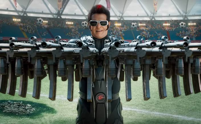 2.0 Advance Booking Report: Heading For A Blockbuster Saturday!