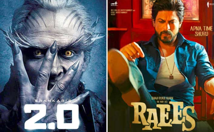 2.0 Box Office: After Overtaking Ajay Devgn, Akshay Kumar To Beat Shah Rukh Khan In Koimoi's Power Index?