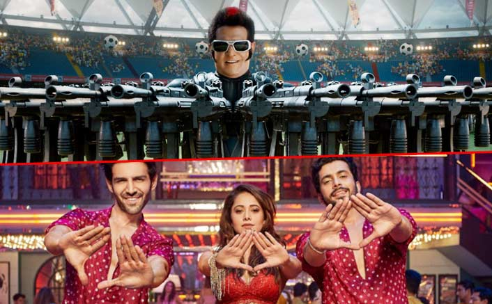 2.0 Box Office (Hindi): Enters The List Of Top 10 Highest Bollywood Grossers Surpassing Kartik Aaryan's Sonu Ke Titu Ki Sweety