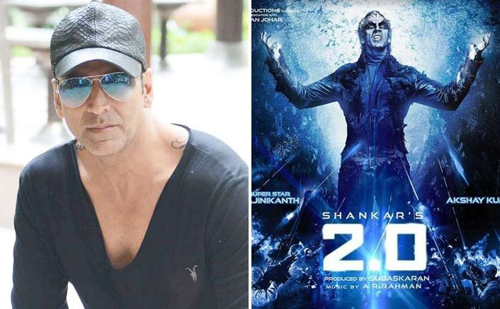 2.0: Here's Why Inclusion Of Akshay Kumar Proved To Be A Smart Move !