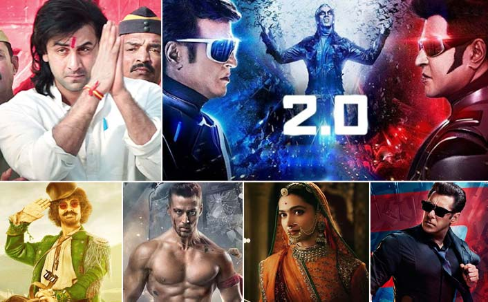 2.0: Makes Its Way Amongst The Top First Week Earners Of 2018