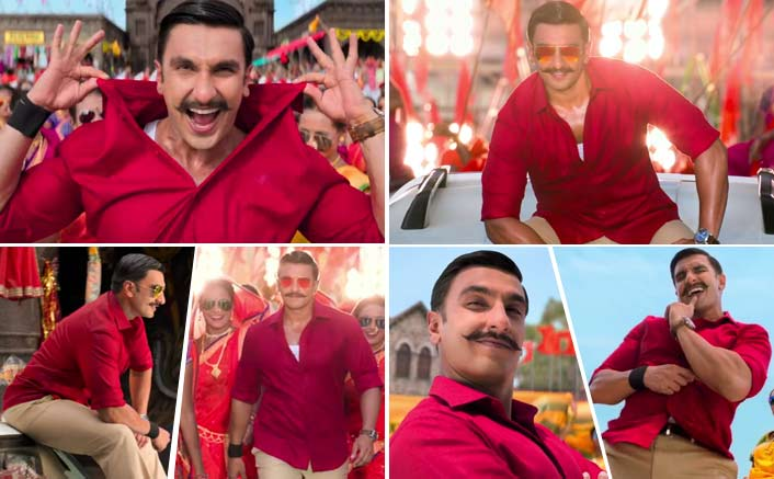 Aala Re Aala From Simmba Out:
