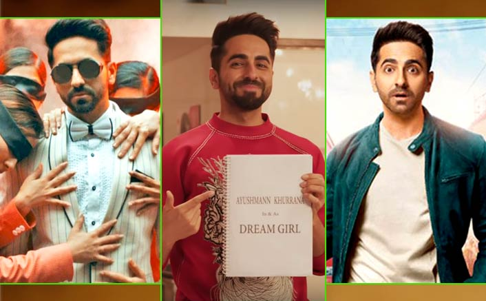 After AndhaDhun and Badhaai Ho, Ayushmann Khurrana will next be seen in and as 'DreAmGirl'