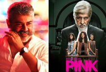 Ajith to star in Tamil remake of 'Pink'