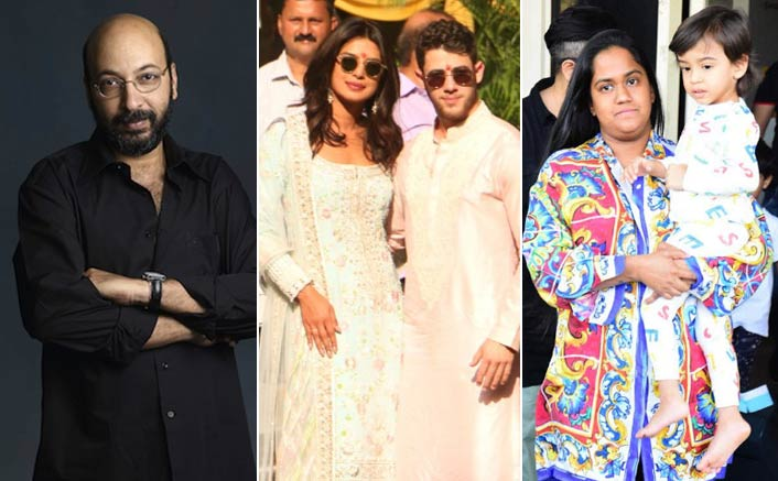 Arpita Khan, Mickey Contractor join Priyanka-Nick wedding revelry