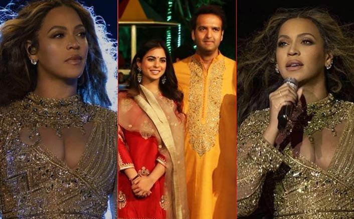 Beyonce adds spunk to Isha Ambani's pre-wedding gala