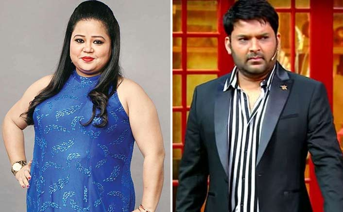 Bharti Singh Is Overwhelmed With THIS Gesture Of Kapil Sharma On The Sets!
