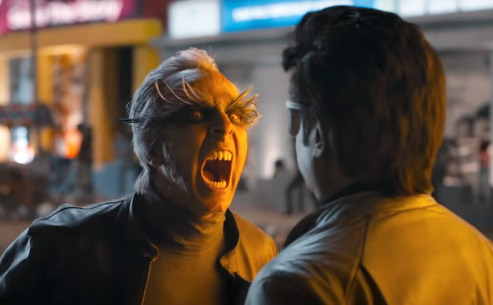 Box Office - 2.0 has decent hold on Friday