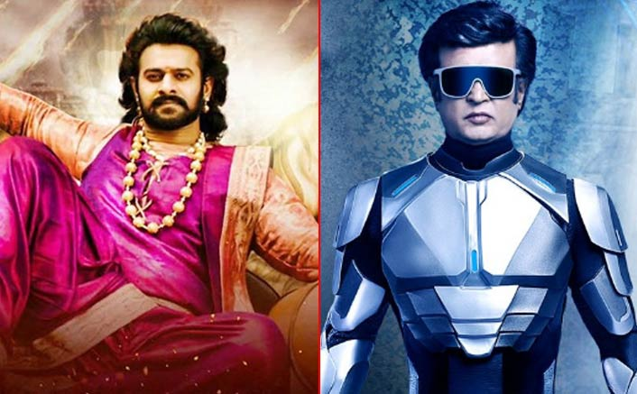 Box Office - 2.0 [Hindi] becomes second highest dubbed grosser of all times after Baahubali - The Conclusion
