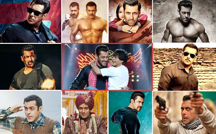 Box Office: Salman Khan's 1st Monday Collections Of Last 10 Films - BLOCKBUSTER Results!